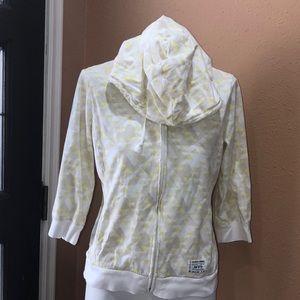 Gap 3/4 sleeve hoodie